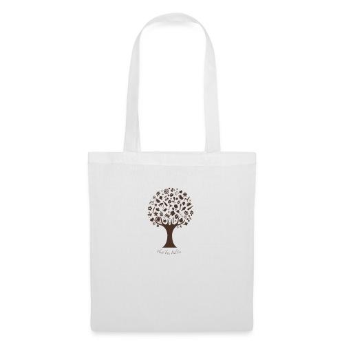 Plant Tree Feel Free - Stoffbeutel