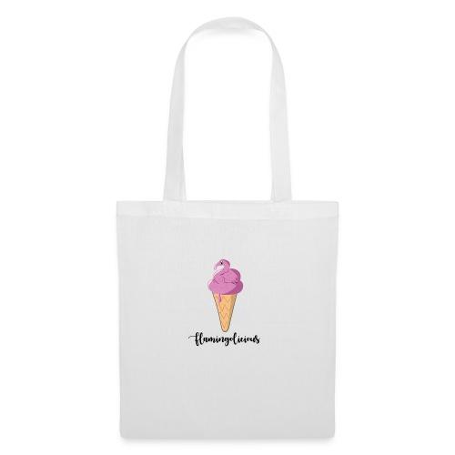 Flamingolicious Ice Cream - Stoffbeutel