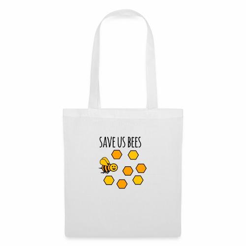 save us bees 2 - Tote Bag