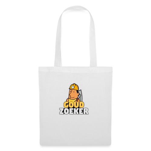 Goudzoeker Merchandise - Tas van stof
