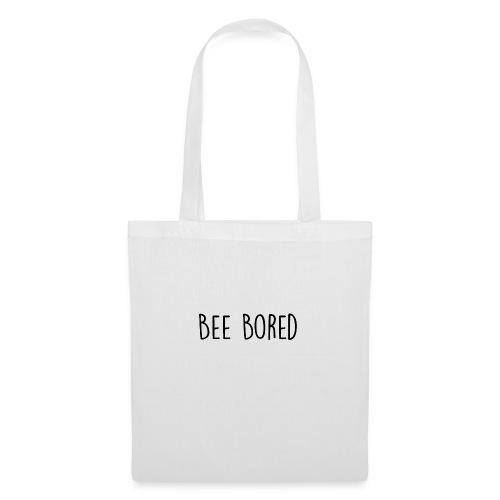 NAME LOGO BORED BEE - Tote Bag