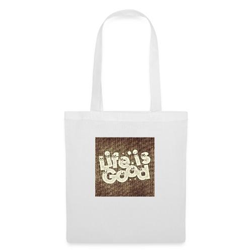 Vive la vie - Tote Bag