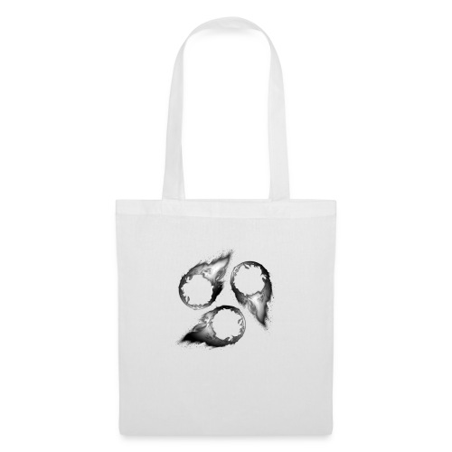 KURIALYS - Black&White - Tote Bag