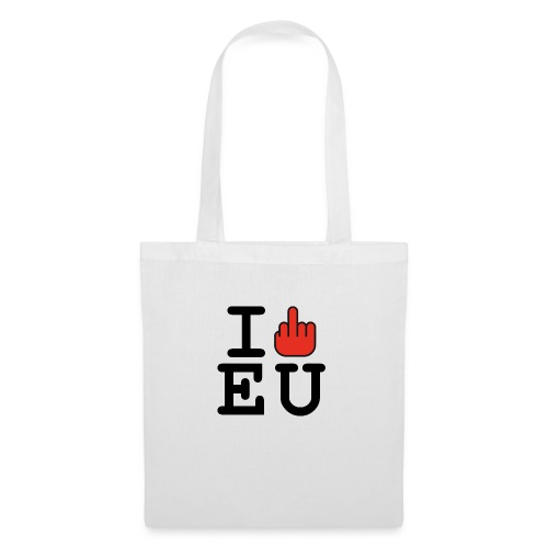 i fck EU European Union Brexit - Tote Bag