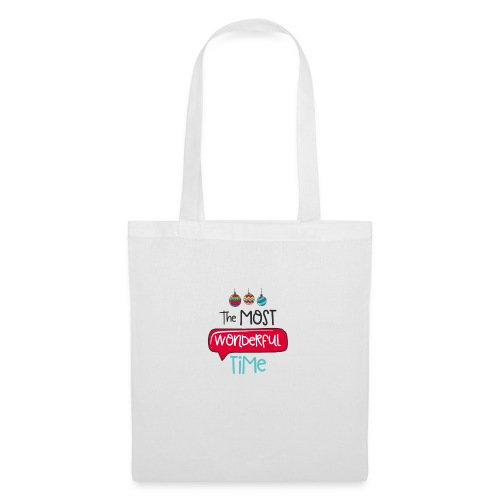 the most wonderful time - Tote Bag