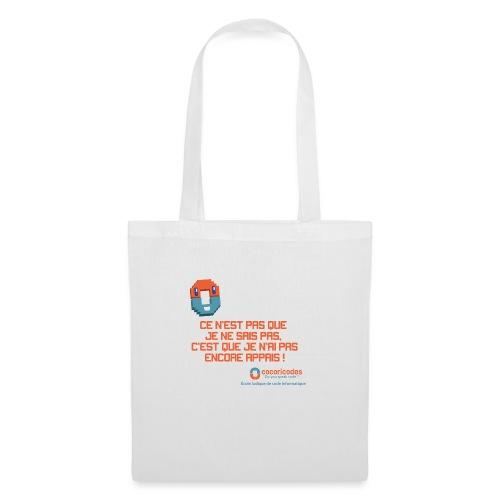 apprendre - Tote Bag