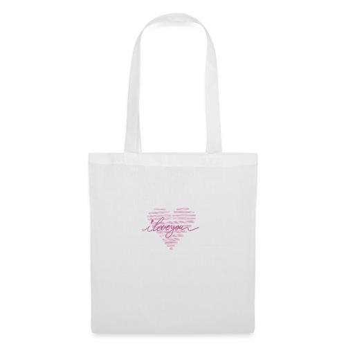 In kalk letters - Tote Bag