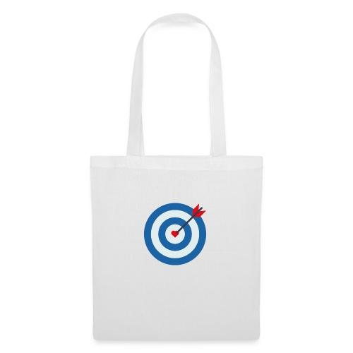 LOVE TARGET - Tote Bag