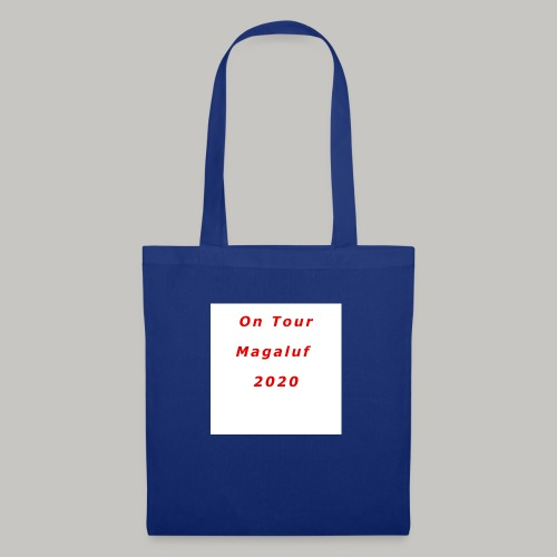 On Tour In Magaluf, 2020 - Printed T Shirt - Tote Bag