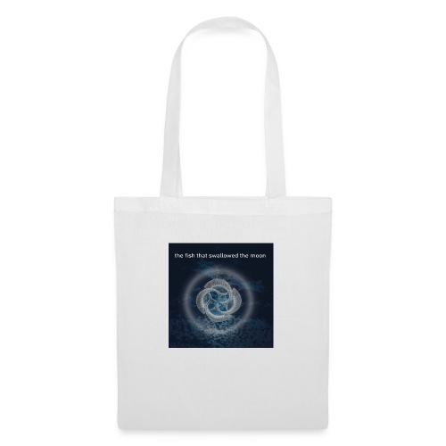 The Fish That Swallowed The Moon - Tote Bag