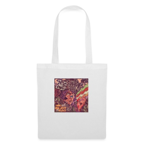Across Yourself - Cover - Tote Bag