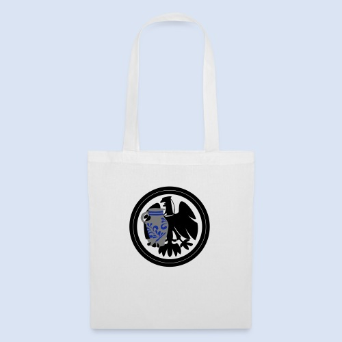 Bembel Adler - Adler Fans Frankfurt #Adlerfans - Stoffbeutel