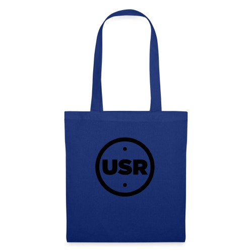 Unique Sessions Radio (USR) Logo - Tote Bag