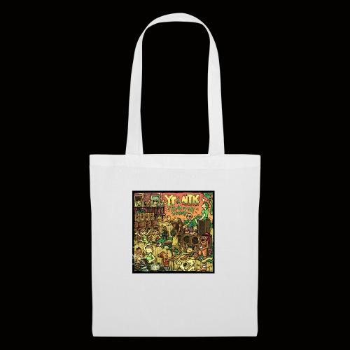 String Up My Sound Artwork - Tote Bag