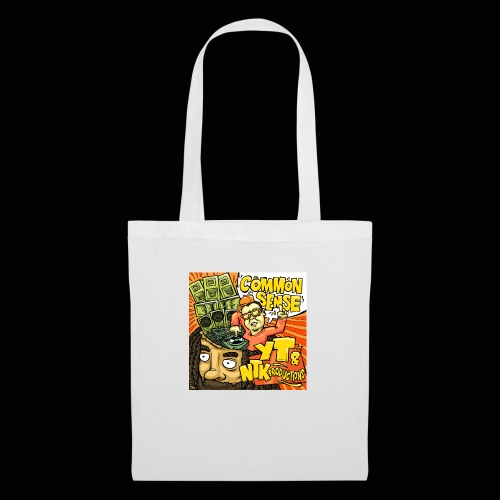 Common Sense Artwork - Tote Bag