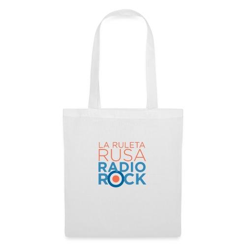 La Ruleta Rusa Radio Rock. Portrait Primary. - Bolsa de tela