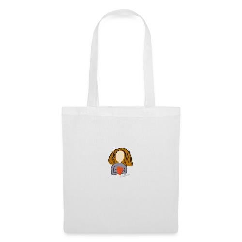 Heart girl - Tote Bag