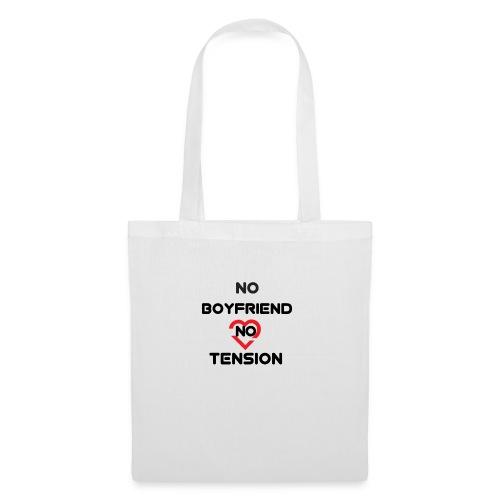 No boyfriend - Tote Bag