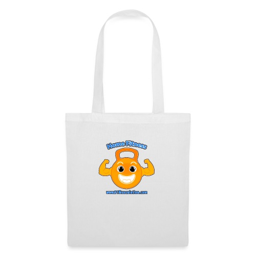 Logo 01Musculation Home Fitness Kettlebell - Tote Bag