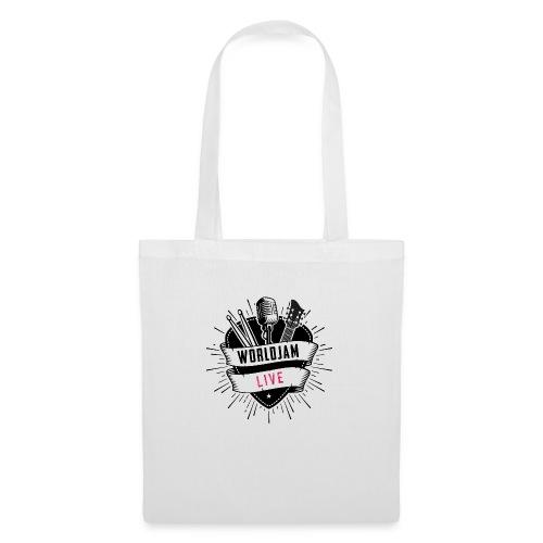 WorldJam Live - Tote Bag