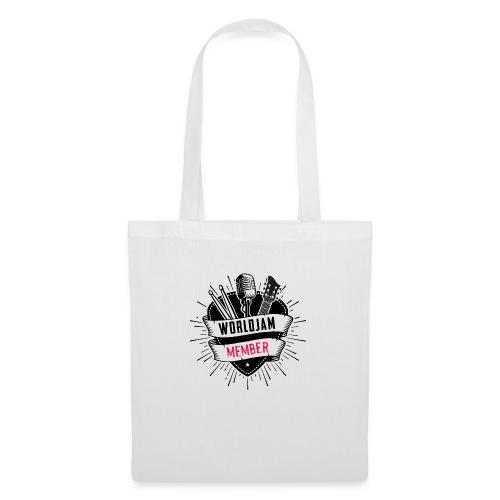WorldJam Member - Tote Bag