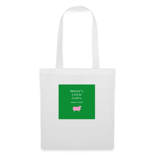 Nature's Little Crafts - Tote Bag