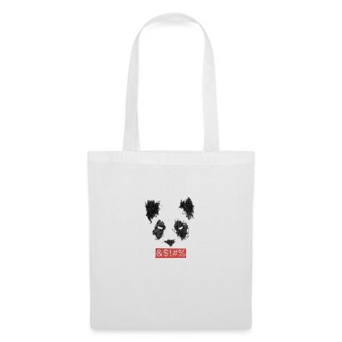 Brewski Bored Panda - Bolsa de tela