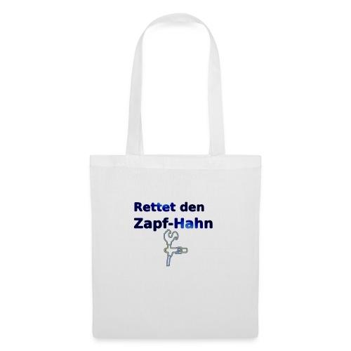Rettet Zapfahn BG - Stoffbeutel