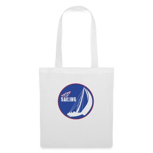 T shirt sailing - Borsa di stoffa