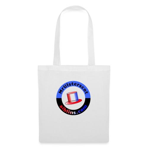 MrUlsterscot, Aiblins.com Logo - Tote Bag