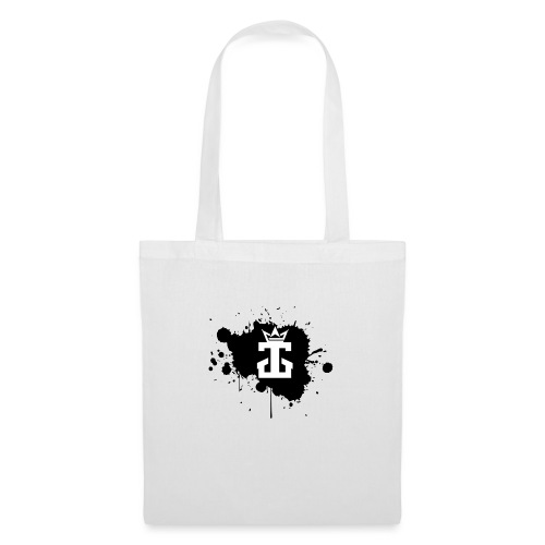 Jamie Gos Logo Splatter - Tote Bag