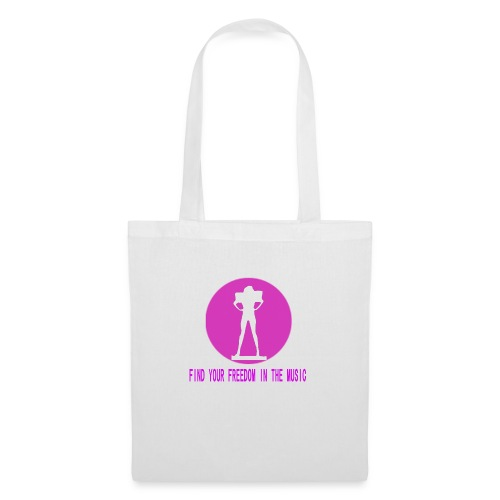 DANCE IN THE DARK unisex - Bolsa de tela
