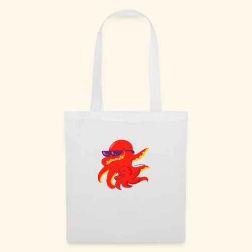 Dabbing Kraken Dab Dance and baby - Bolsa de tela