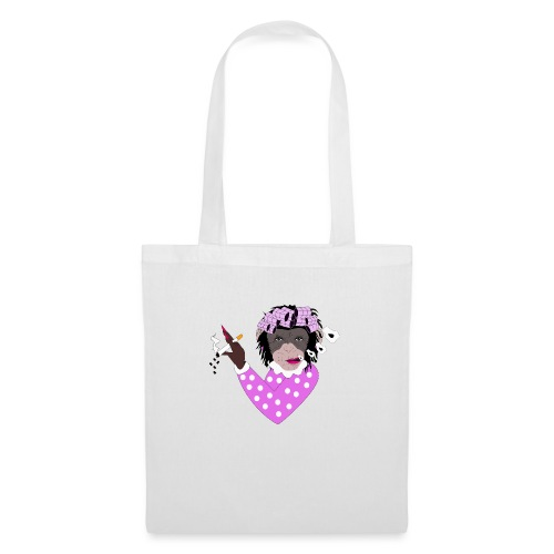 FEMALE MONKEY - Tote Bag