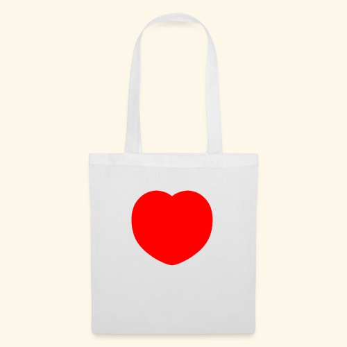 Heart - Stoffbeutel