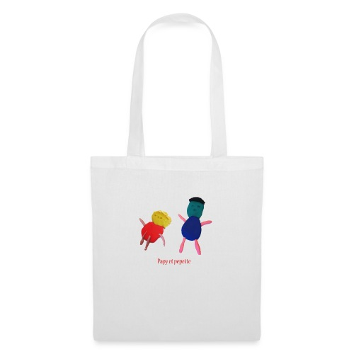 papy pepette - Tote Bag