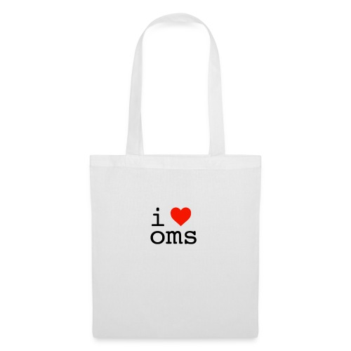 i love oms - Tote Bag