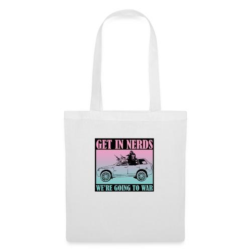 Get in Nerds! - Tote Bag