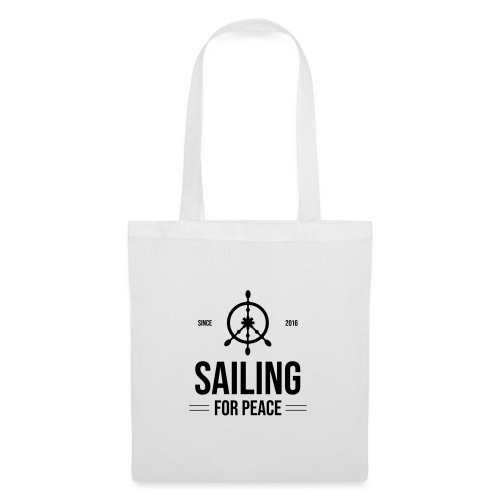 Sailing4Peace - Stoffbeutel