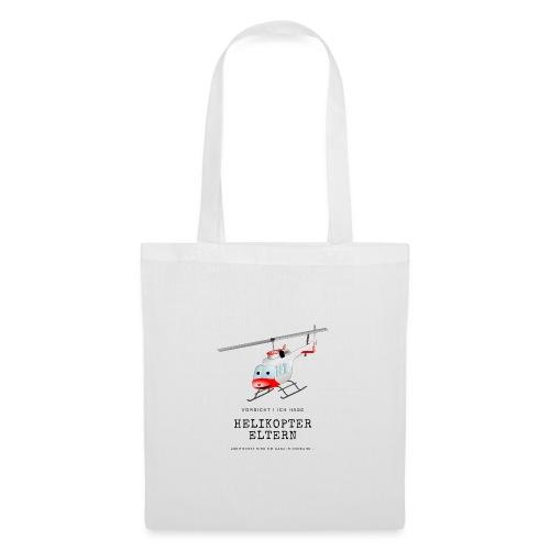 Helikoptereltern - Stoffbeutel