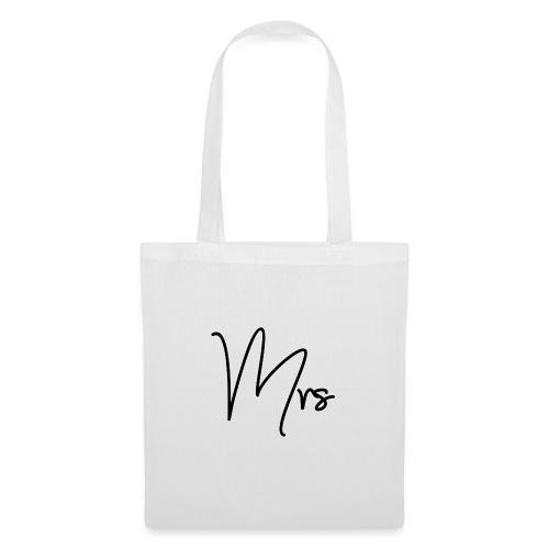 Mrs Bride - Tote Bag