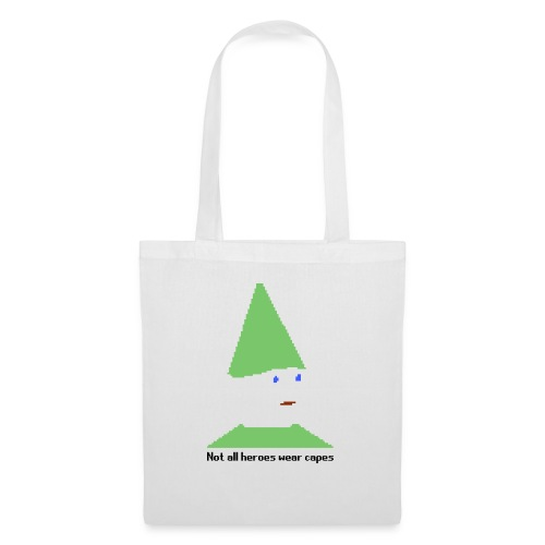 Not all heroes wear capes Cup - Tote Bag