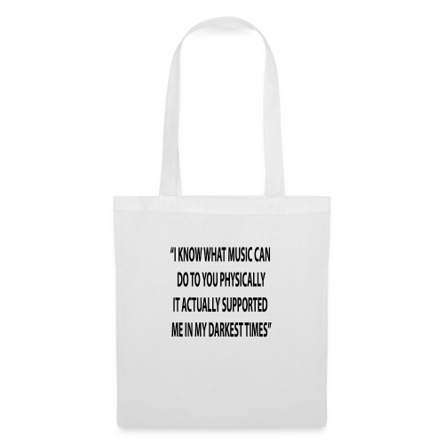 Quote RobRibbelink physically Phone case - Tote Bag