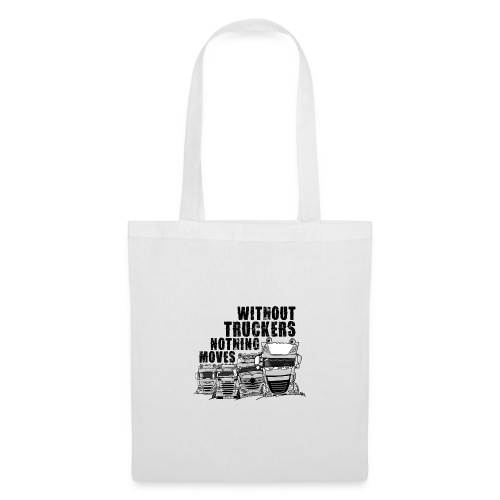 0911 without truckers nothing moves - Tas van stof