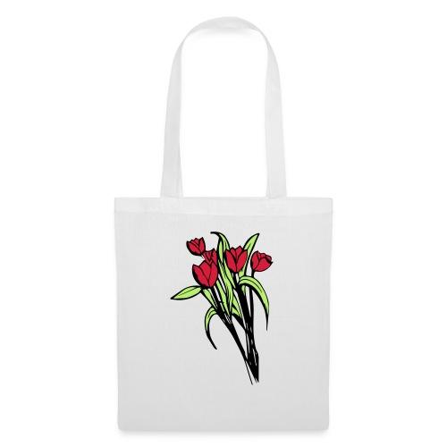 flower V3 - Tote Bag