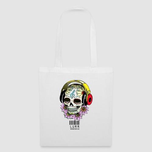 smiling_skull - Tote Bag
