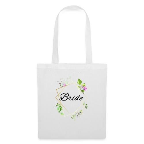 Braut - Stoffbeutel