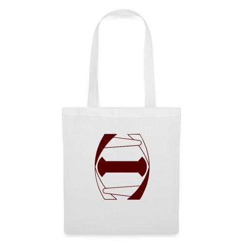 Histoni logo punainen stroke - Kangaskassi
