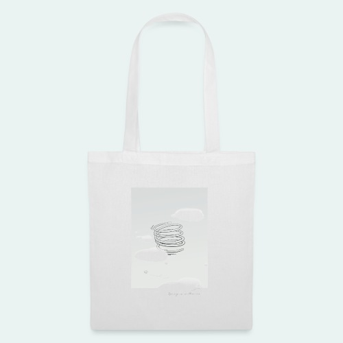 Spring is in the air - Tote Bag