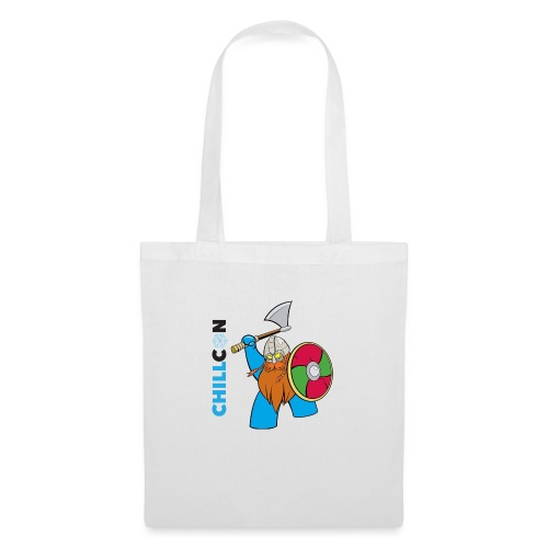 Viking Mascot - Colour - Tote Bag